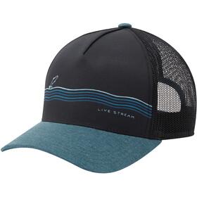 tentree Altitude Hat star gaze blue